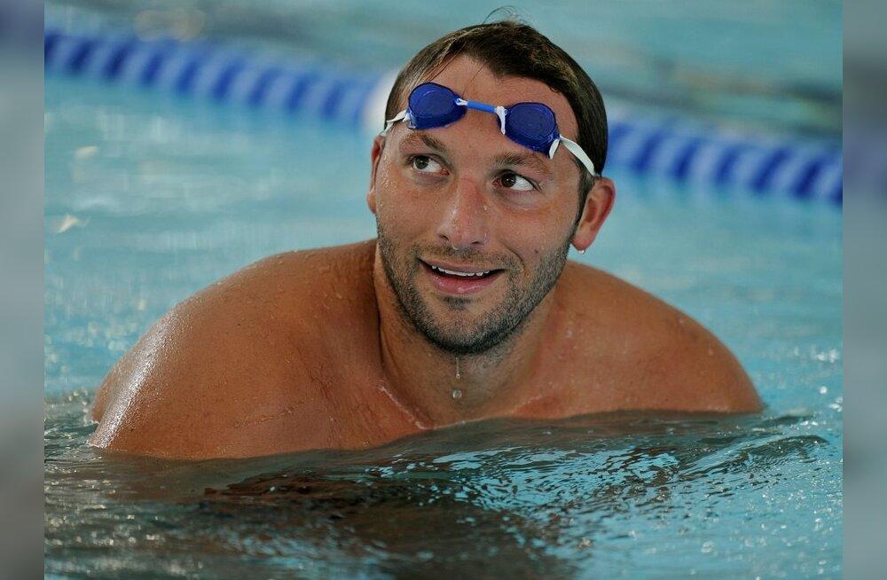Ujumise suurkuju Thorpe: olen valmis Londoni OMil põruma