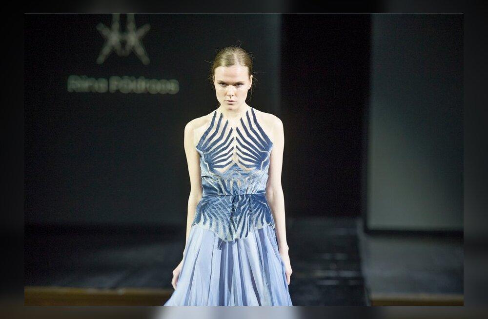 Tallinn Fashion Week Riina Põldroos moeshow