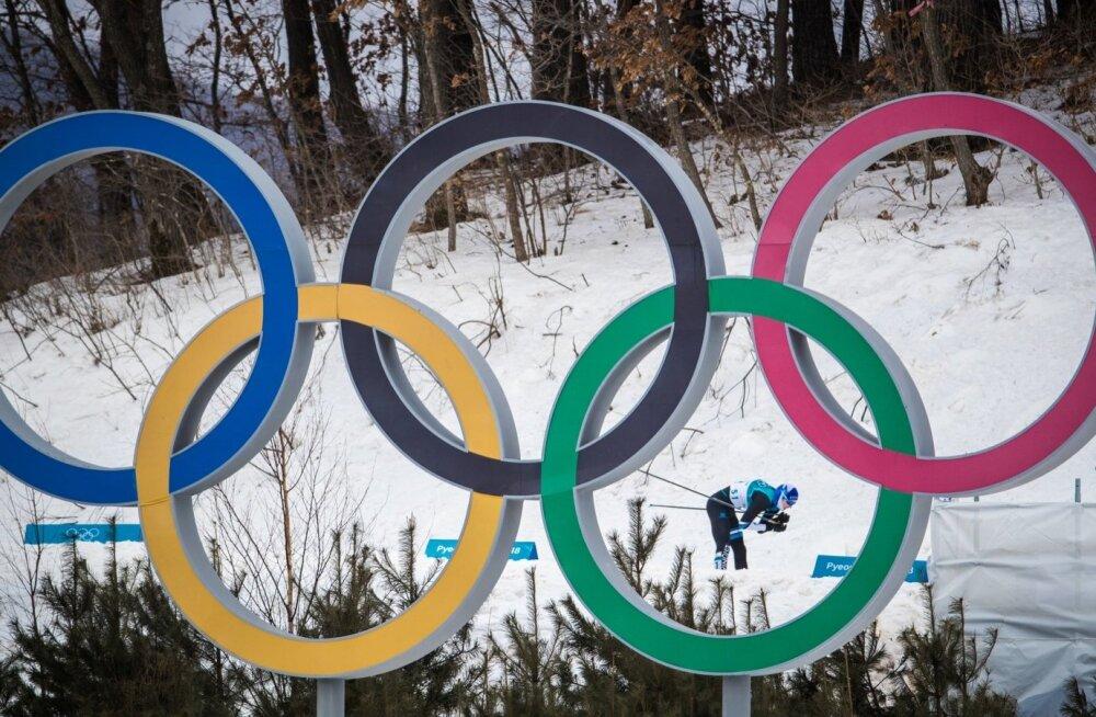 PyeongChang2018 Meeste suusavahetusega sõit