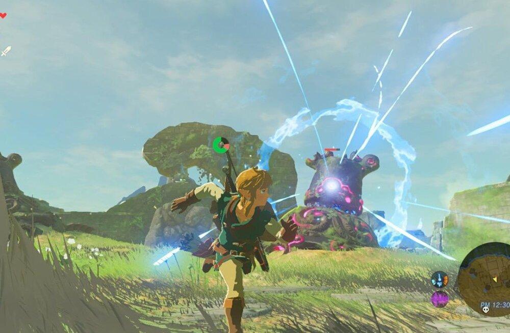 27. veebruar kuni 3. märts: uusi videomänge – Horizon Zero Dawn, Switch ja uus Zelda