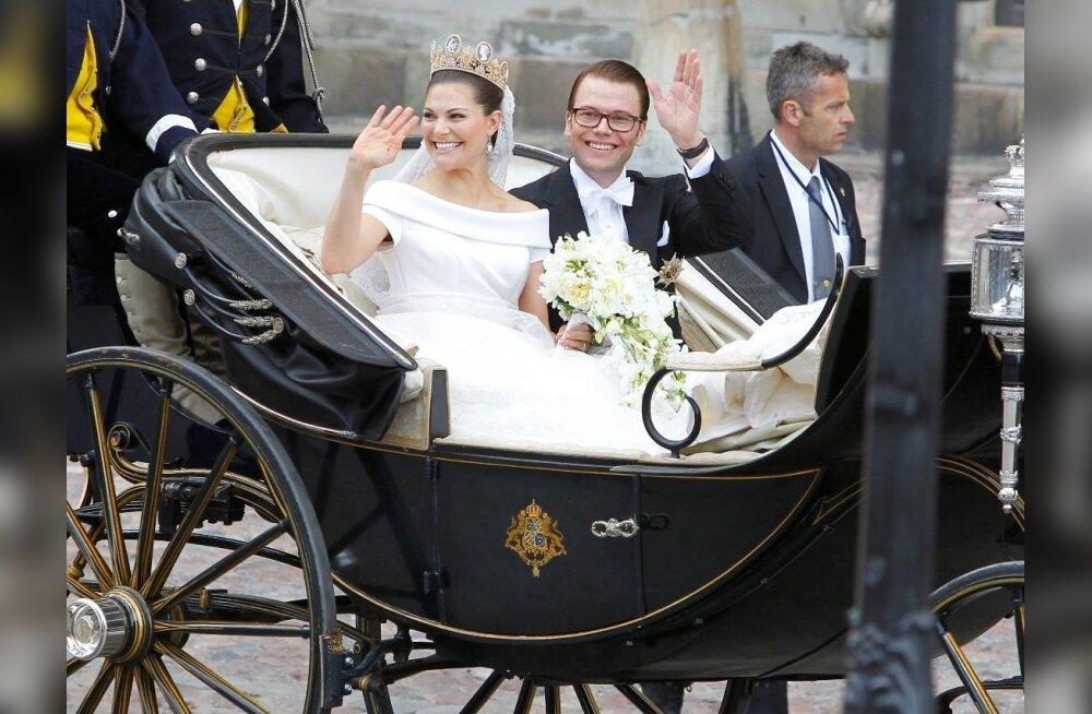 Kroonprintsess Victorial ja tema printsil algas argipäev