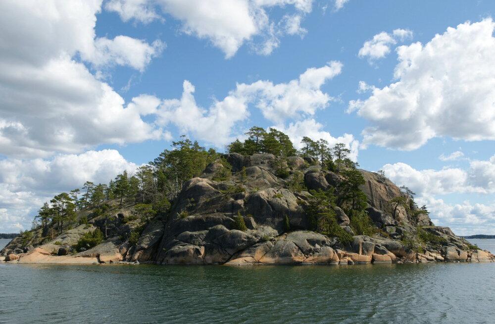Финский остров Пююсаари — безыскусная атмосфера на миллион евро
