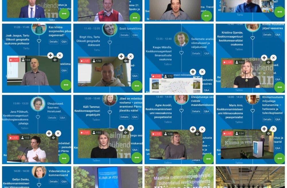 Ja tehtud! Eestis toimus esimene puute- ja kontaktivaba virtuaalkonverents