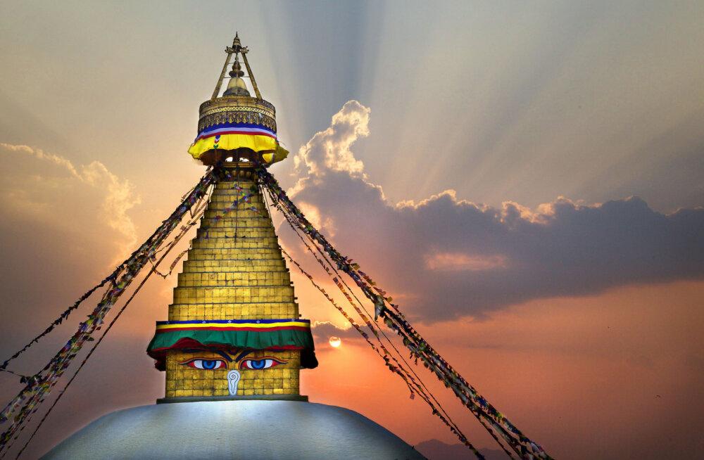 Как буддийский Катманду научит ходить по кругу