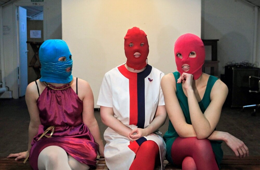 Russia Pussy Riot