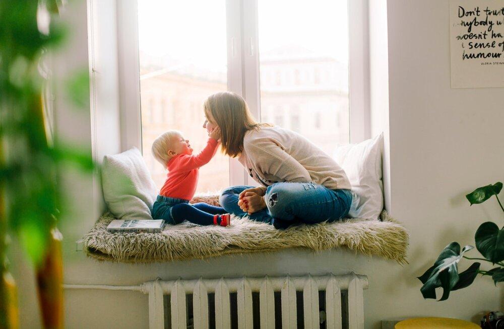 Mehed, on üks väga lihtne asi, mida te saate igapäevaselt oma naise ja laste heaks teha