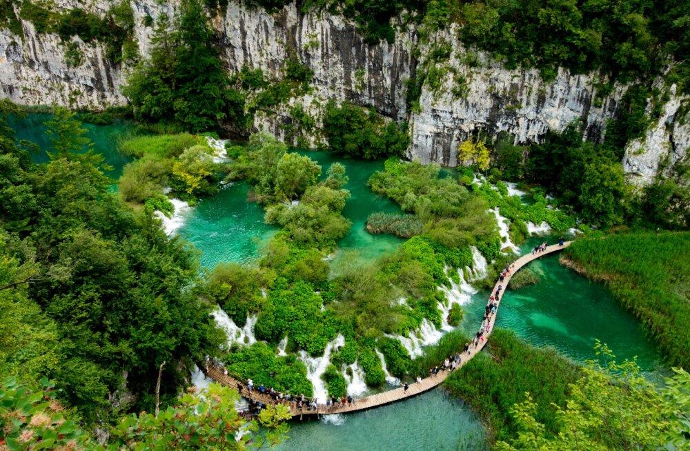 FOTOD   Maailmakuulus reisiajakiri avaldab: need on kõige kaunimad riigid, kuhu iga inimene vähemalt kord elus reisida võiks
