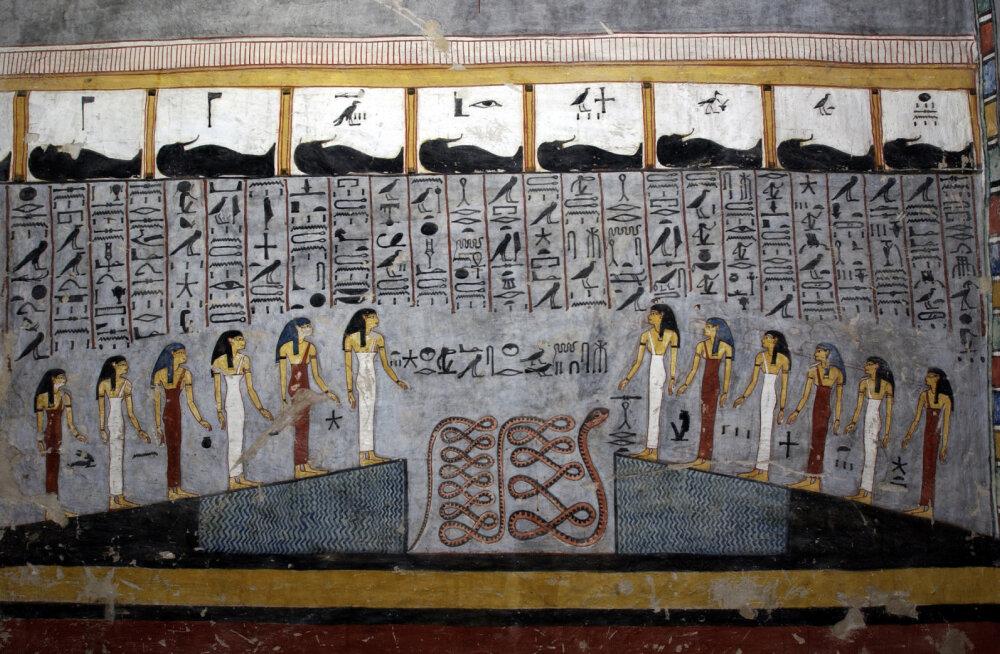 Как попасть в рай: Книга мертвых — египетский путеводитель по загробной жизни