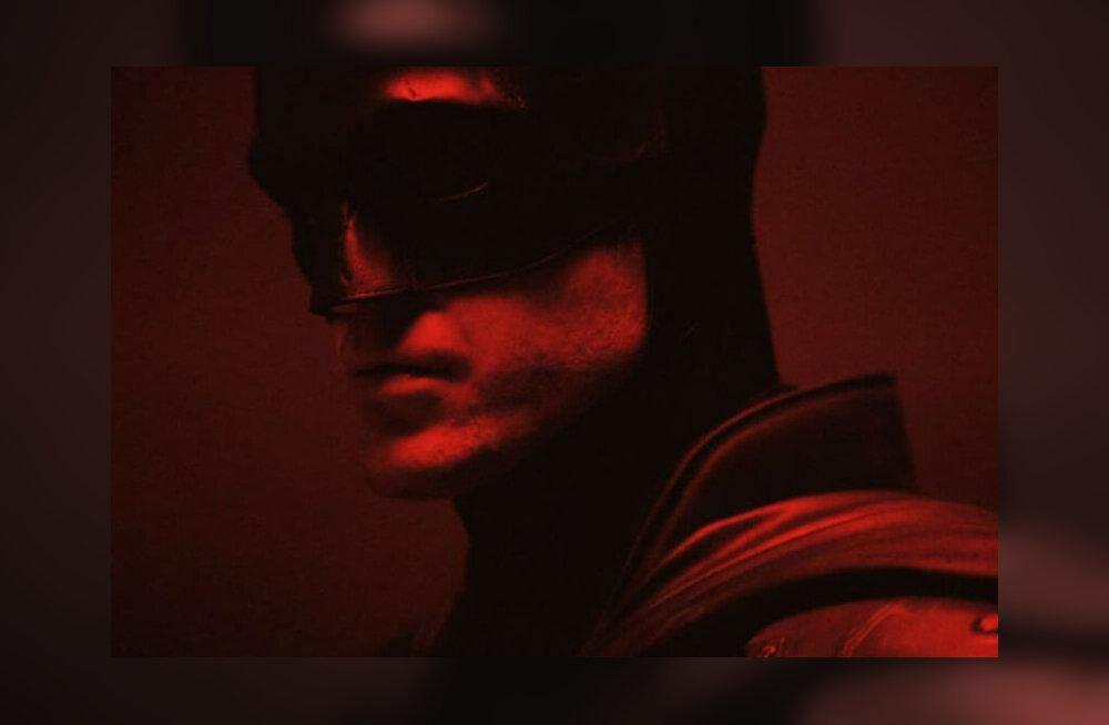 VIDEO | Selline näeb välja Robert Pattison uues Batmani kostüümis