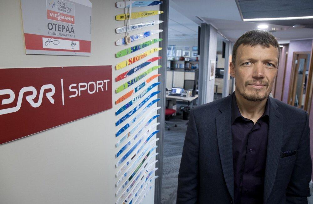 ETV sporditoimetuse juht Rivo Saarna