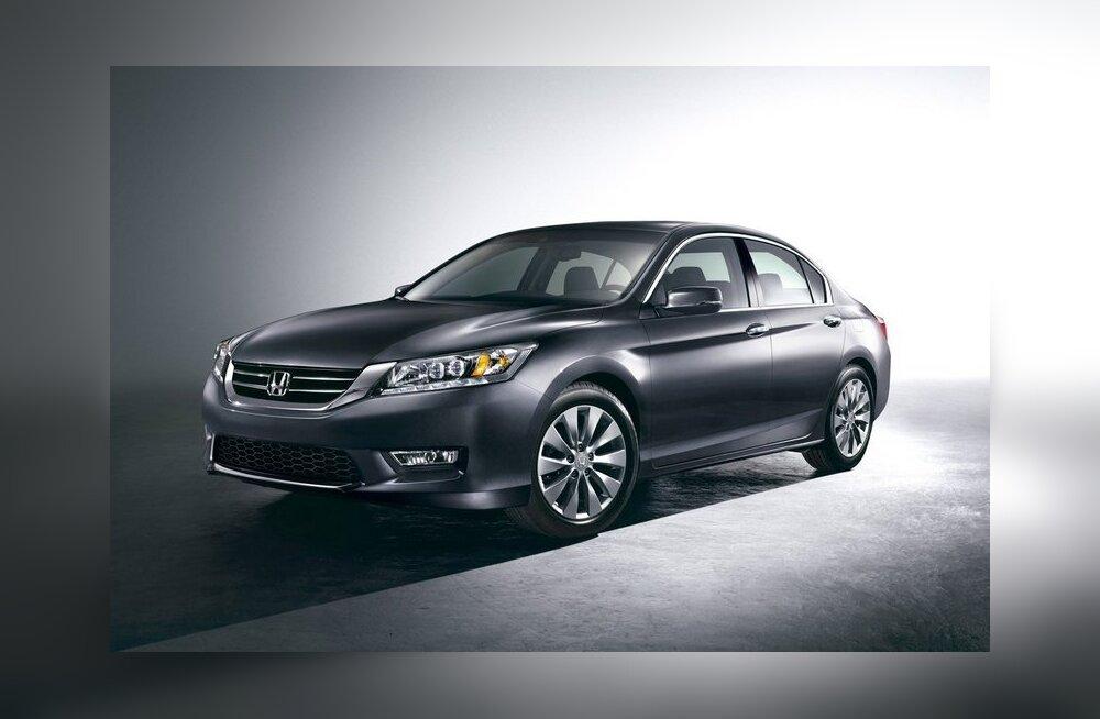 TOP10: USA enimvarastatud sõiduk on 1994. aasta Honda Accord