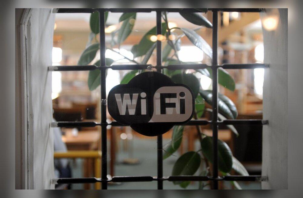 Kristjan Port: Wi-Fi tugijaamade lai levik tekitab seninägemata sekeldusi
