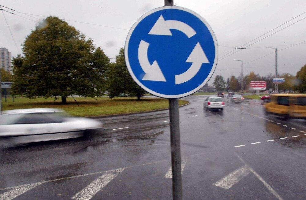 Eesti teedel on täna liikluspiiranguid neljas paigas, neist kolm Harju maakonnas