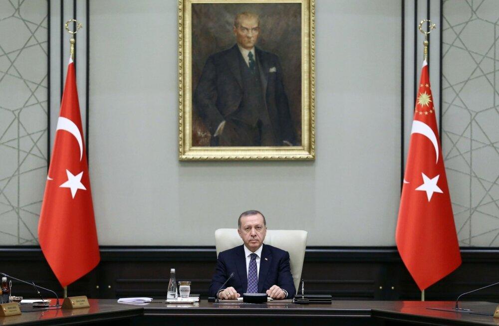 Saladokument: Saksa valitsus süüdistab Türgit terroristide toetamises