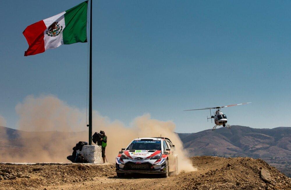 Mehhiko ralli 2019