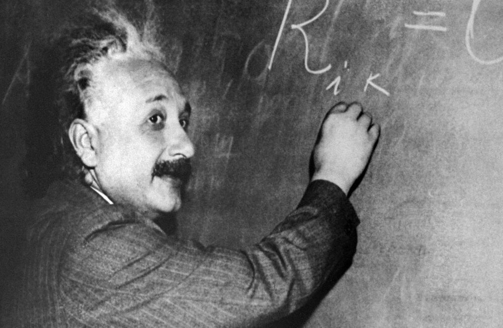 Õhtuseks nuputamiseks: kas muugid lahti kuulsa Einsteini mõistatuse?