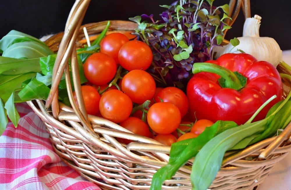 Осеняя диета: минус 6 кг на овощах
