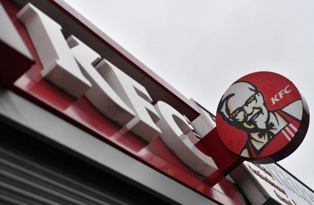 Kas KFC ikka jõuab peagi Eestisse? Kiirtoiduketil tekkis tõsine probleem Ühendkuningriigis avatud püsimisega