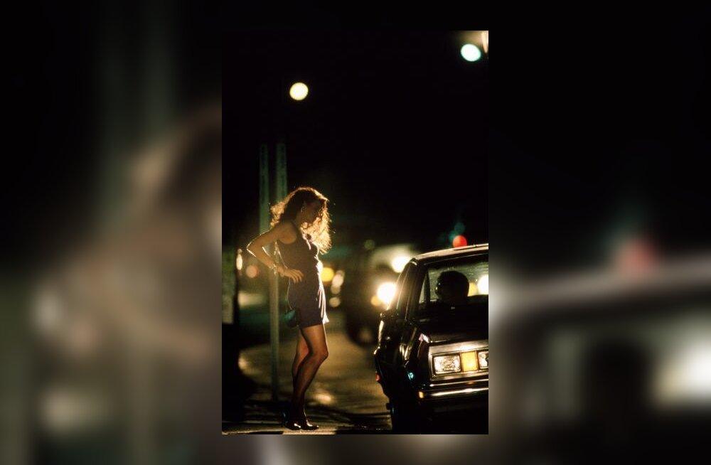 Prostituut