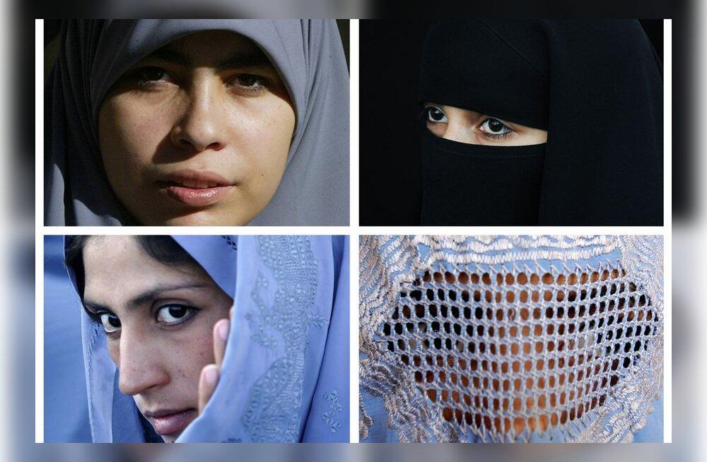 Egiptuse lennufirma stjuardessid hakkasid hidžabi kandma