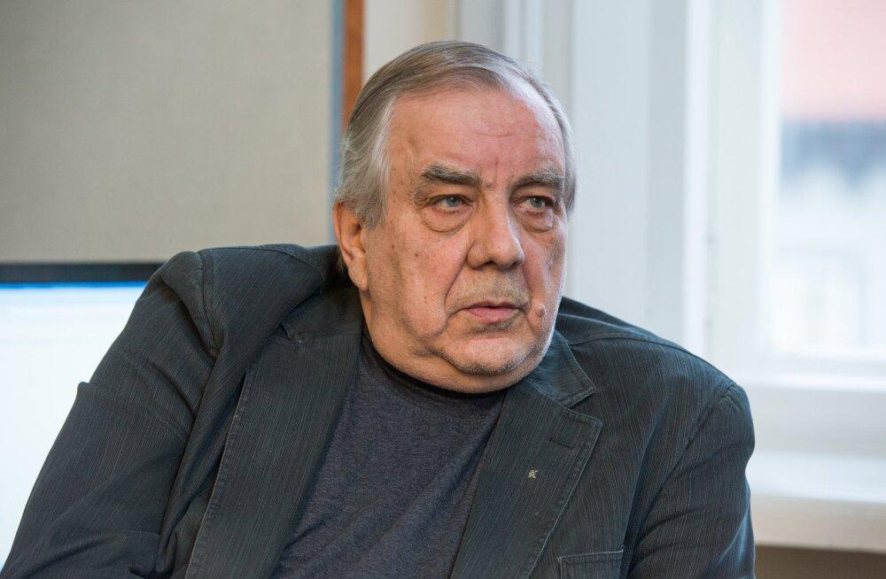 Keskerakondlane Vladimir Velman: ma armastan Eestit, aga põlgan neid, kes teda valitsevad