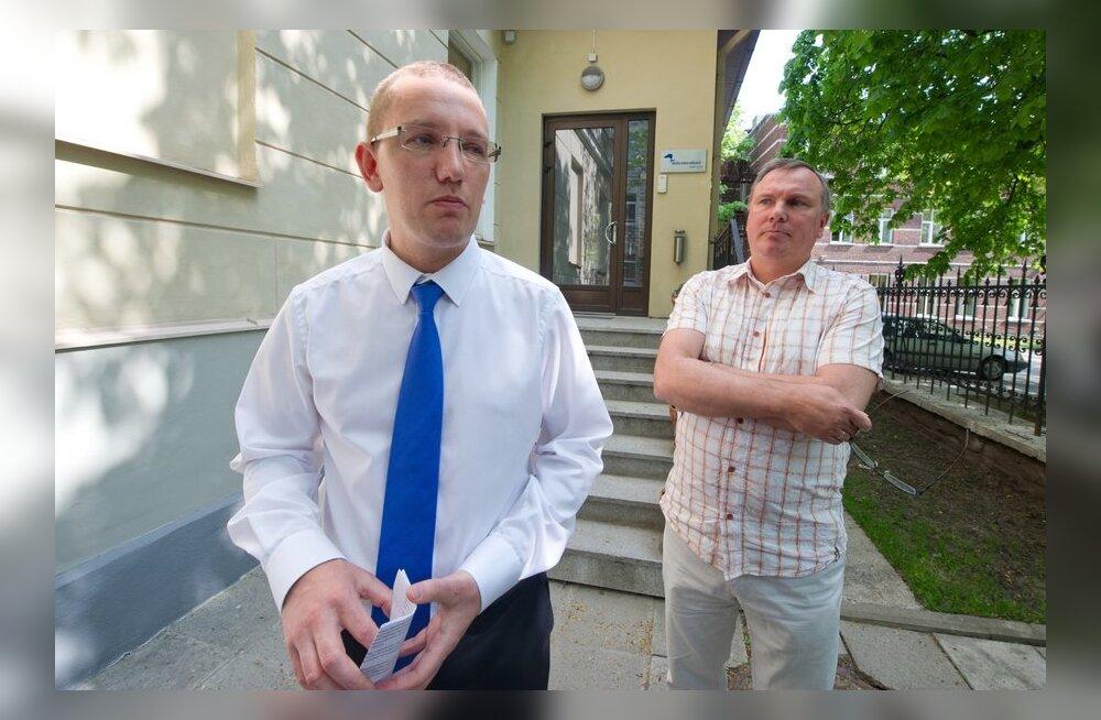 Michal ja Lillo: Meikari väiteid peaks uurima politsei ja prokuratuur