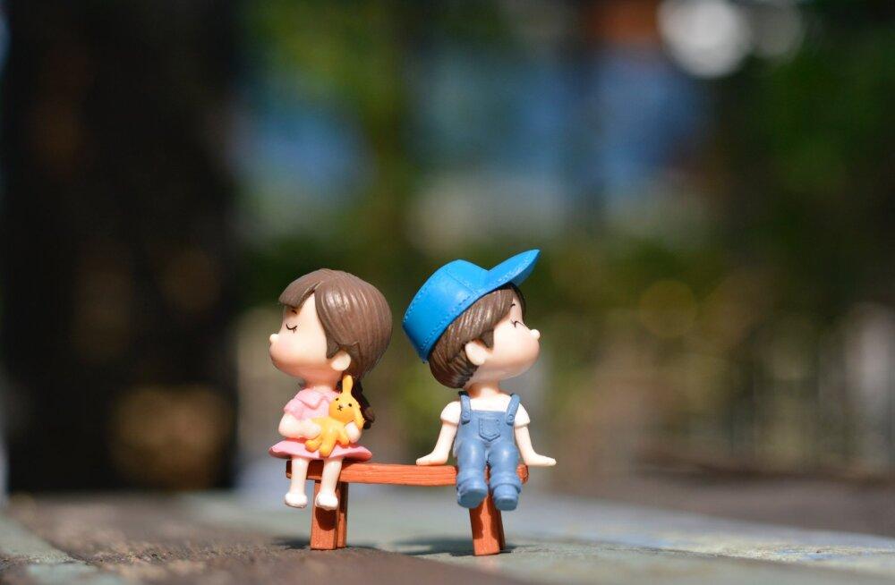 Eestlanna põrutab: see, et armastus ise ajab kõik joonde, on üks suur mull, mida uskudes inimesed suhte untsu ajavadki