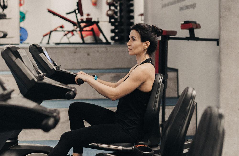#карантинспользой: 3 домашних тренировки от таллиннского фитнес-тренера