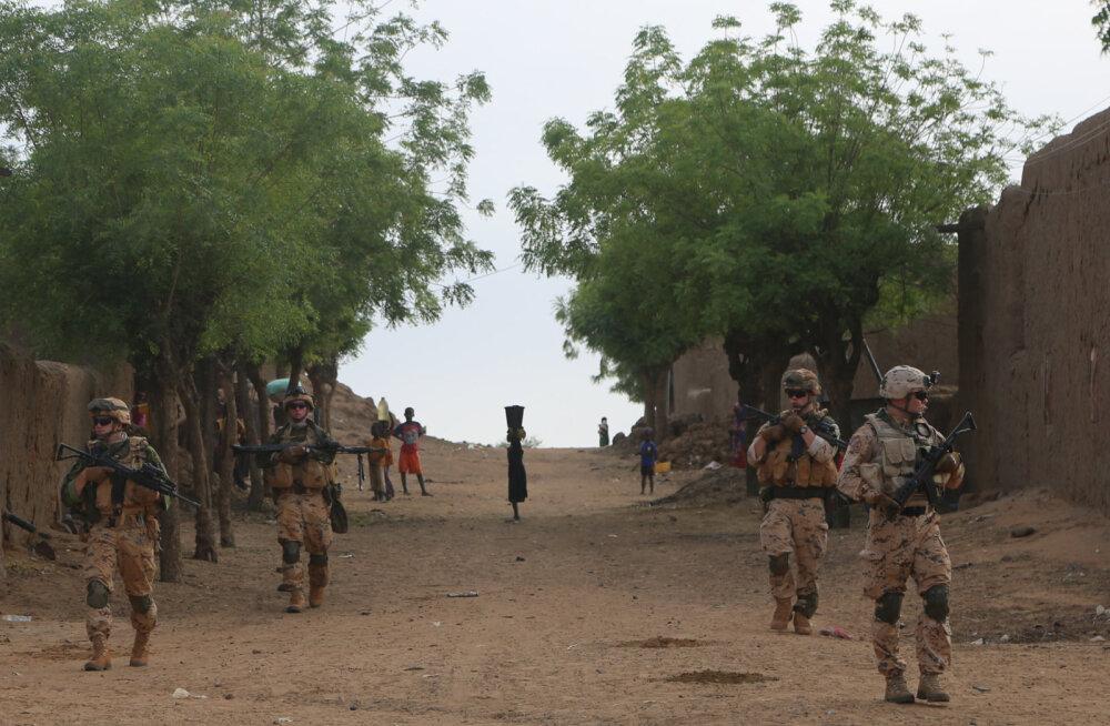 FOTO | Malis alustas teenistust uus Eesti üksus