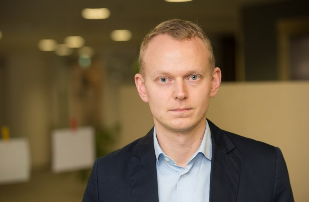 SEB majandusanalüütik Mihkel Nestor