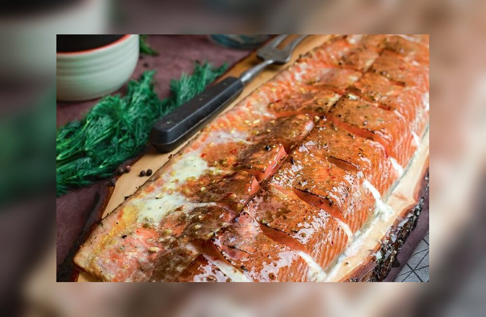 RETSEPT | Kellele plangul suitsutatud kala ei meeldiks? Siin on üks suurepärane retsept!