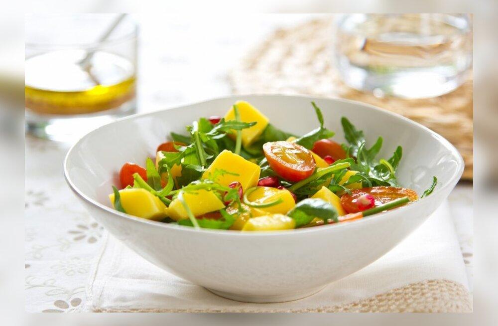 Toitumisterapeut soovitab: viis supertoitu, mis peaksid kindlasti su menüüs olema