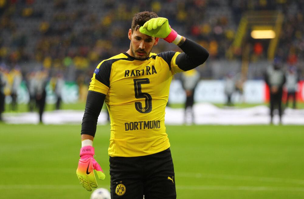 Dortmundi väravavaht ei saa pommirünnaku tõttu magada: kui silmad kinni panen, näen seda kõike uuesti