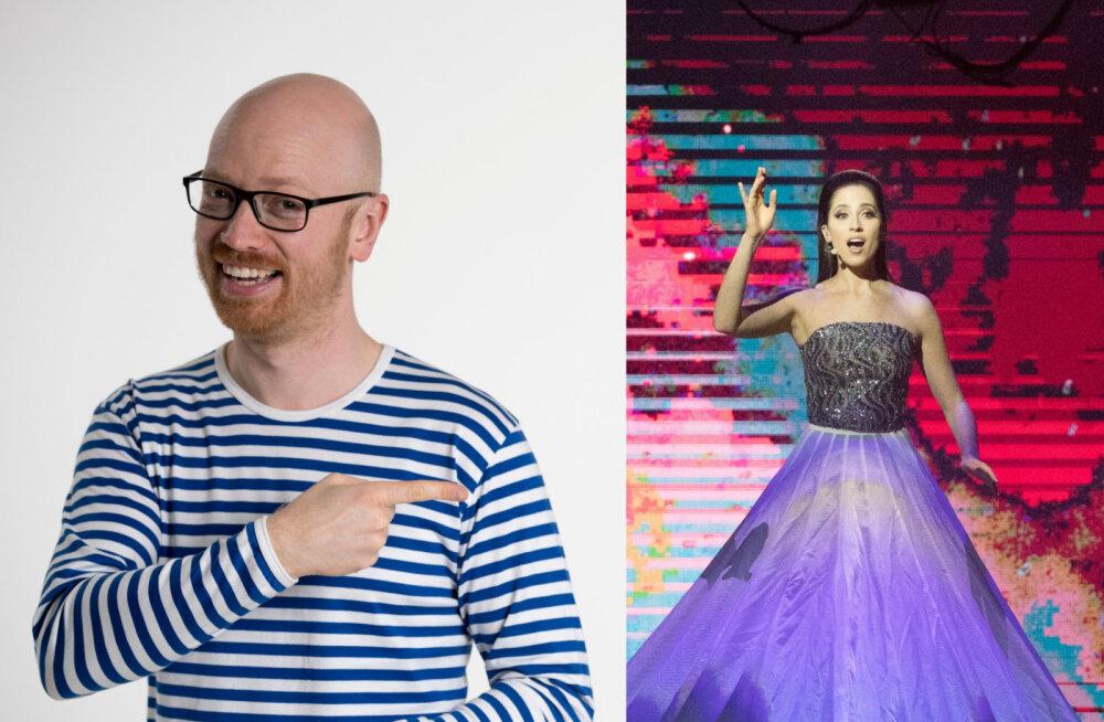 VIDEO | Mart Normet Eurovisioni finaali jõudmisest: see on meie jaoks eesmärk, koht ei ole tähtis