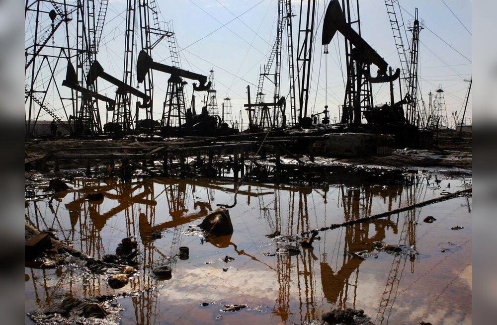 Naftast hoopis vaenulikum kütus on tõrvaliiv. Mis jama sellega on?