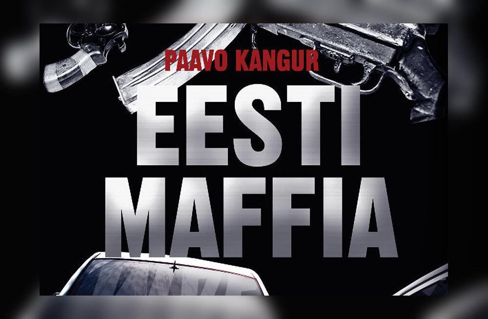 """KATKEND Paavo Kanguri raamatust """"Eesti Maffia"""": lahingu lõpus pandi väljapressijad baari külmkambrisse ja nende põlveõndlad lasti läbi"""