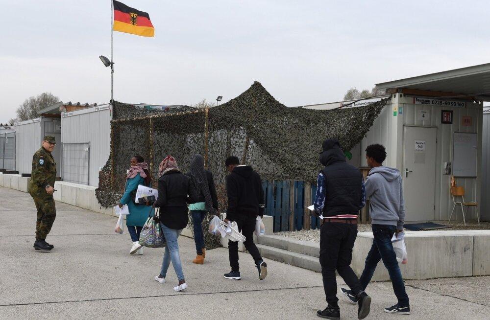 Suurim hulk pagulasi lahkus Albaaniasse, jaanuarist novembrini läks sinna 15 000 inimest.