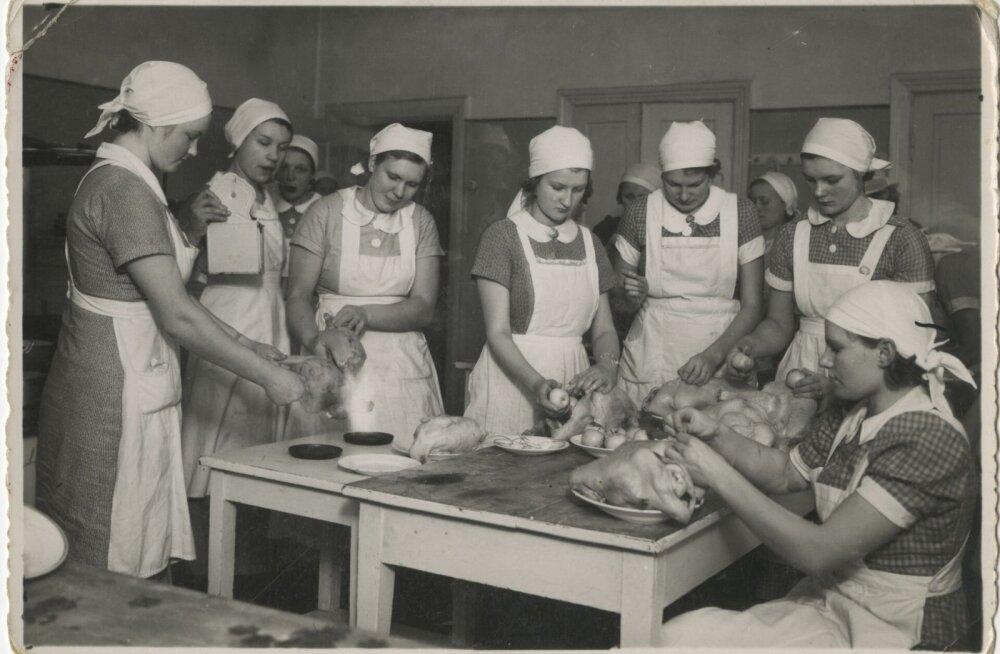 Kartulist kaaviarini: Wabariigi-aegne toidukultuur