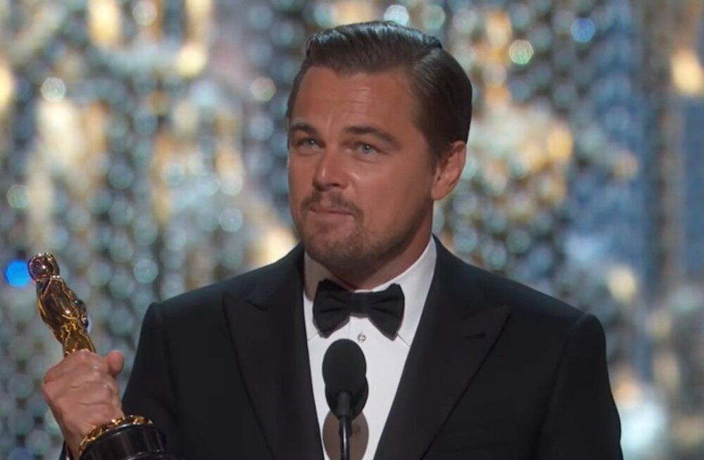 Выживший-2: Ди Каприо спас утопающего. И не в кино, а в реальности!