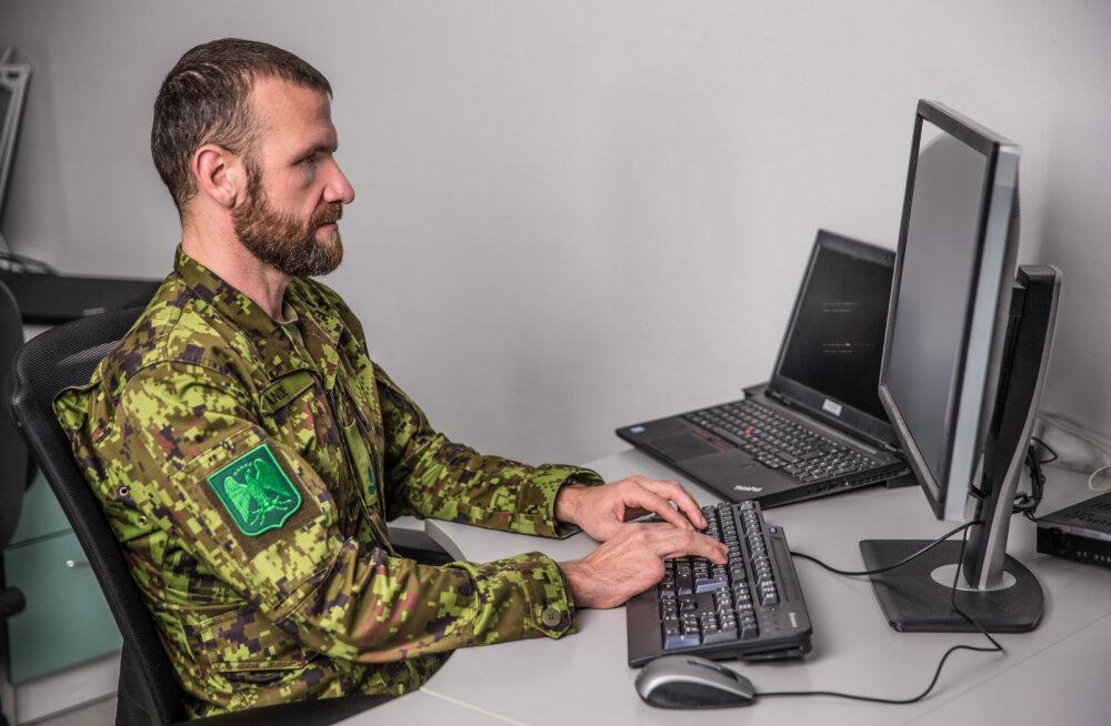 Ajakirjast Sõdur: kübersõjatandril oleme me pideva rünnaku all