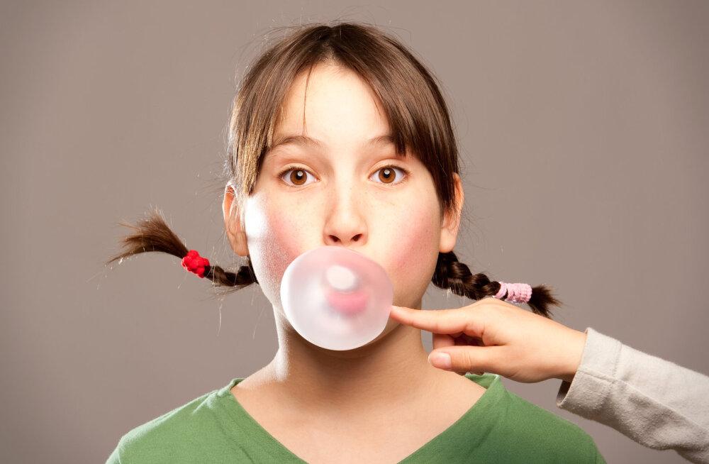 Kas nätsu närimine on ikka ohutu ja tervislik?