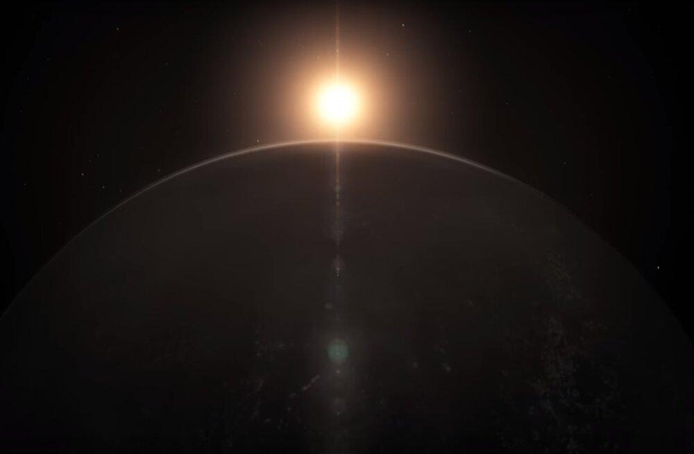 Meil on värske põnev naaber: äsja leiti uus Maa-sarnane planeet, millelt tasub elu otsida