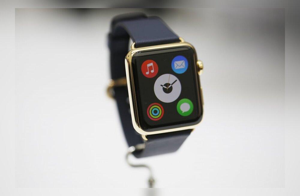 Apple teenis just metsiku koguse raha ja teatas nutikella Watch ilmumisaja (hilisem kui arvatud)