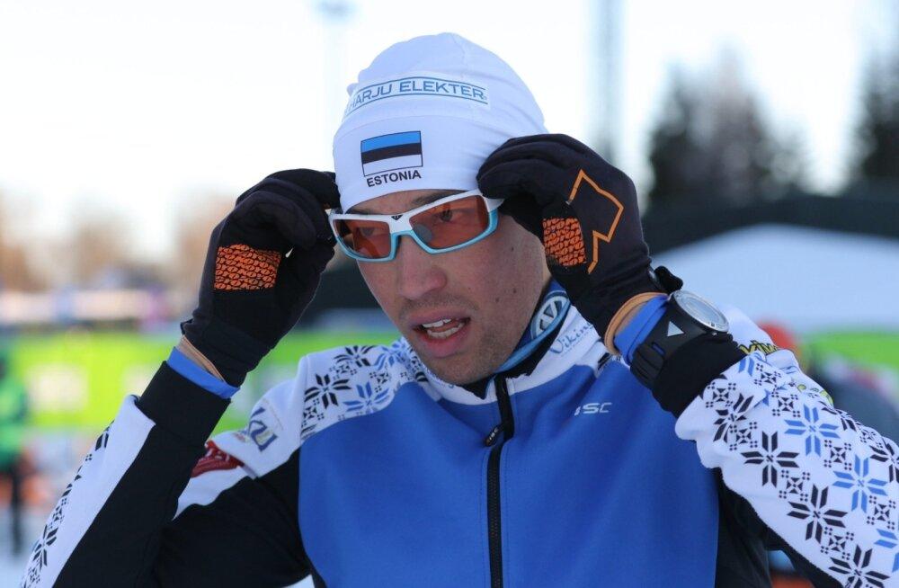 Algo Kärp Tartu maratonil