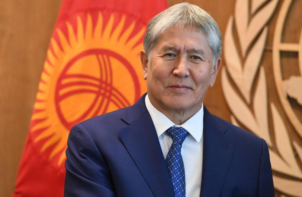 Бывшему президенту Киргизии предъявлено обвинение в коррупции
