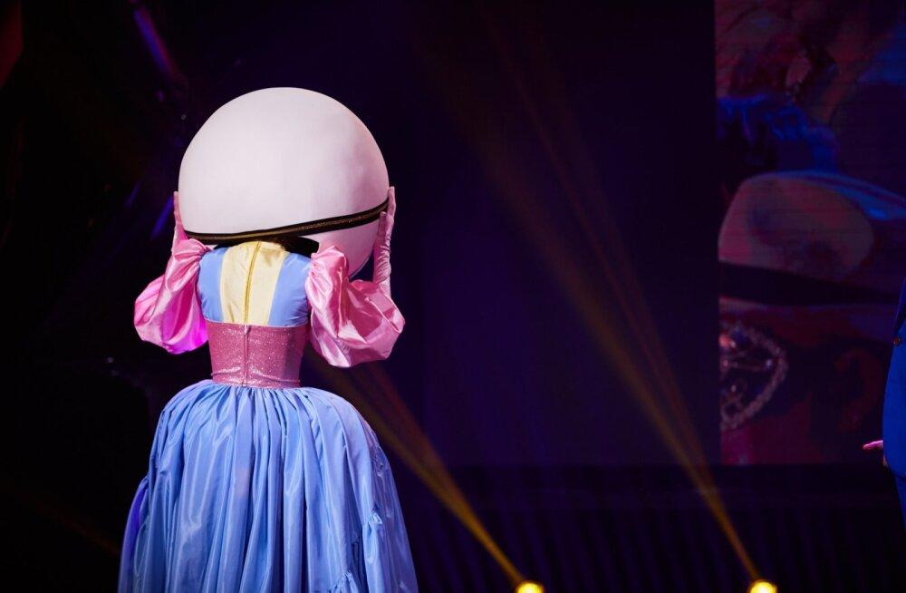 Maskis laulja 5. saade