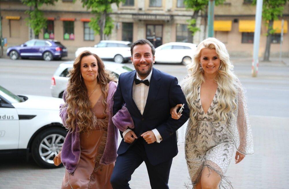 PUNANE VAIP | Kroonika galale saabus Eesti meelelahutusmaailma absoluutne tipp, üks kirevam kui teine!
