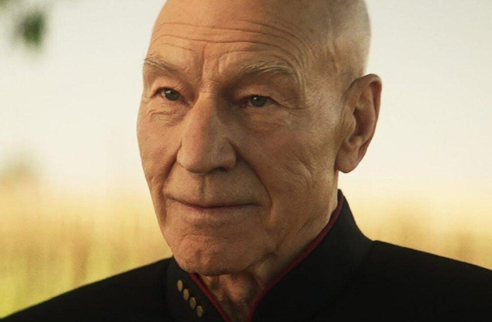"""Nädalavahetuse filmi- ja seriaalisoovitused: Amazon Prime Video """"Star Trek: Picard"""" toob tagasi fännide lemmiktegelase"""