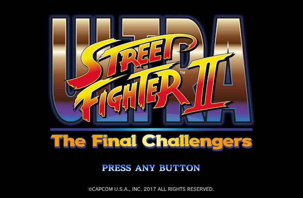 """Videomäng: Ultra Street Fighter II: The Final Challengers – """"Ma tean, see on selle Van Damme filmi järgi tehtud..."""""""