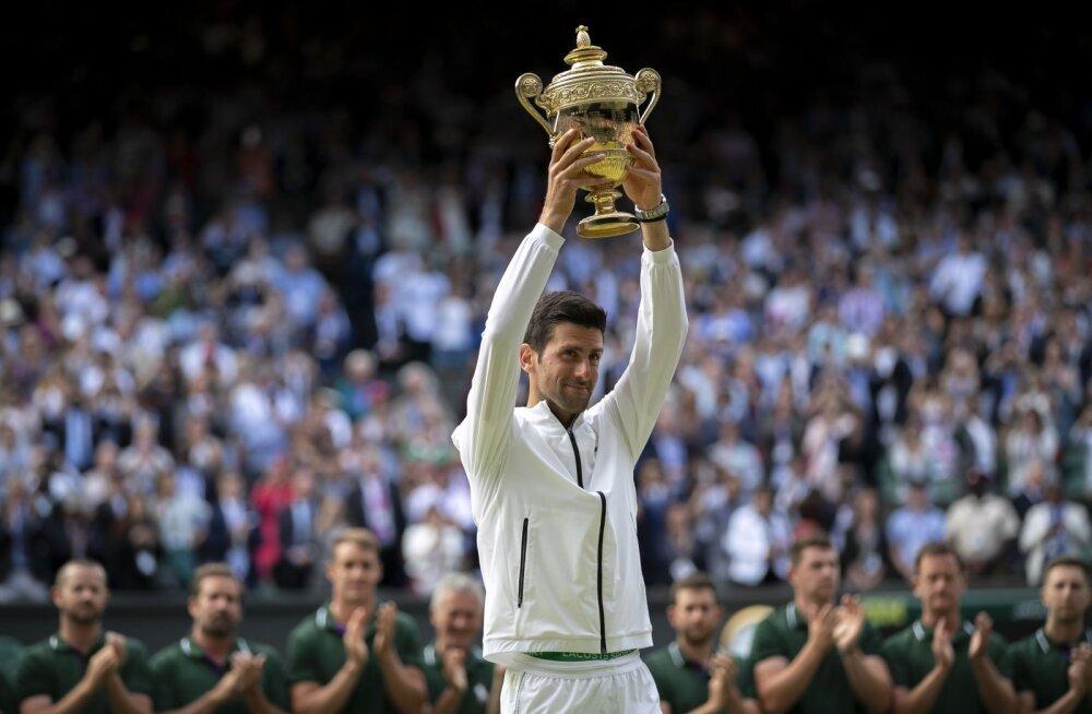 Saksamaa ametnik: Wimbledoni tenniseturniiri tänavu ei peeta
